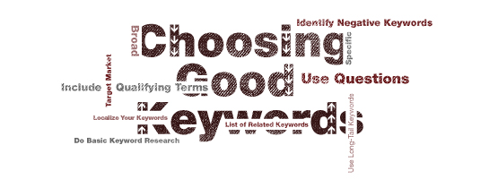 How To Choose Keywords For PPC