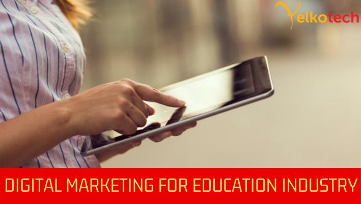Digital Marketing for Education Industry