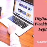 Digital Marketing Weekly News 13 September '19