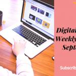 Digital Marketing Weekly News 27 September '19