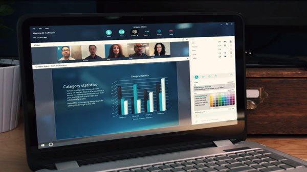 Amazon Chime - Video Conferencing Service